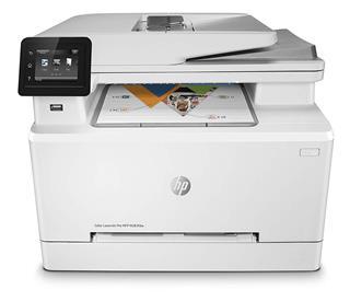Impresora láser color HP INC HP Pro MFP M283FDW USB Ethernet Wif