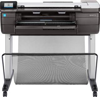 Plóter HP DesignJet T830 24-in MFP
