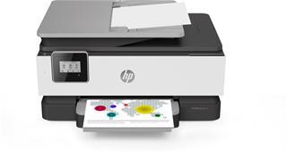 Impresora multifunción HP Officejet 8012 tinta color wifi