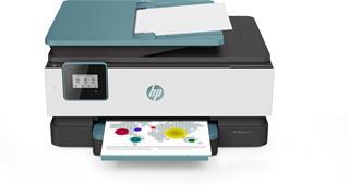 Impresora multifunción HP OfficeJet 8015 tinta color WiFi