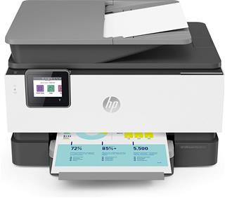 Impresora multifunción HP Officejet Pro 9014 AIO tinta color