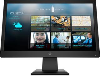 "Monitor HP P19b G4 18.5"" LED HD"