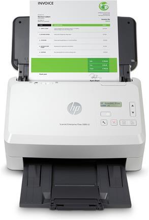 Escáner Hp  Inc SCANJET ENTERPRISE  FLOW 5000 S5 ...