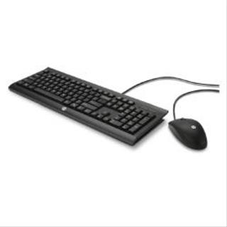 HP Inc HP WIRED COMBO C2500 + MOUSE(10)