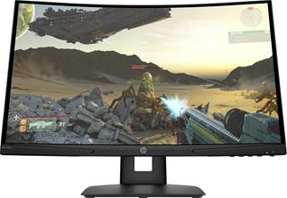 HP Inc HP X24C CURVED GAMING MONITOR