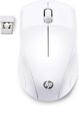 HP Inc WIRELESS MOUSE 220 S WHITE