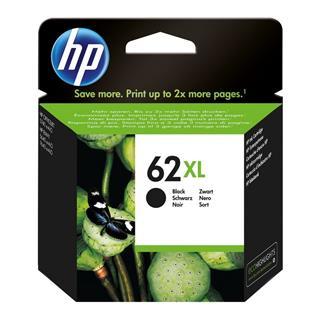 HP INK CARTRIDGE NO 62 XL BLACK    IT /