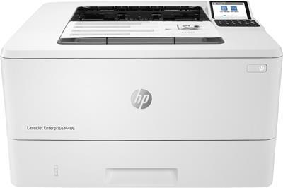 Impresora HP LaserJet Enterprise M406dn láser ...
