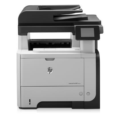 Impresora HP Laserjet Pro MFP M521DW láser ...