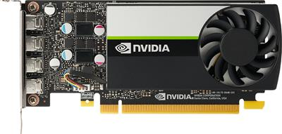 Tarjeta gráfica HP NVIDIA T1000 20X22AA 4GB 4MDP ...