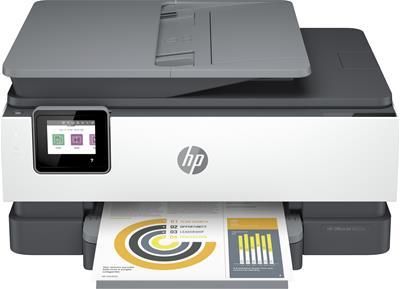 Impresora multifunción HP OfficeJet Pro 8022e ...