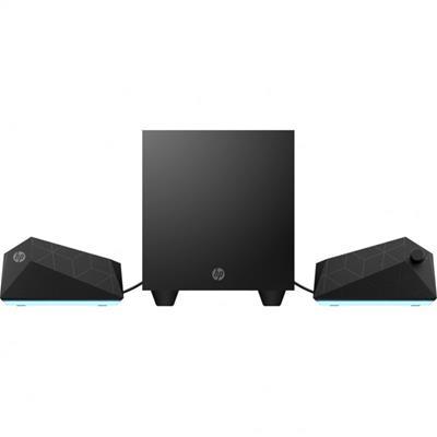 HP X1000 altavoces gaming negros