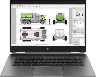 Portátil HP ZBook X360 G5 i7-8850H 16GB 512GB SSD ...