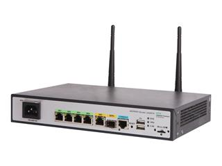 HPE ARUBA SWITCHING HPE MSR954-W 1GbE SFP WW Router