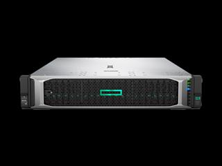 HPE DL380 GEN10 4110 1P 16G 8SFF WW SVR