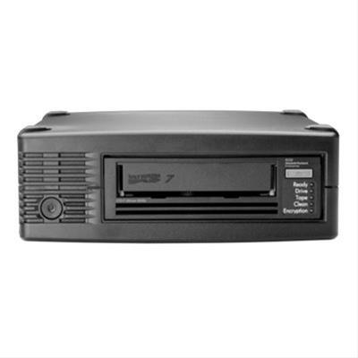 HPE LTO-7 ULTR 15000 EXT TAPE DRV  COMMERCIAL ...
