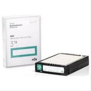 HPE SUPPL ENT HPE RDX Removable Disk Cartridge 3TB