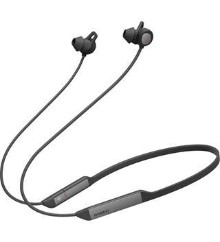 Auriculares Huawei Freelace Pro inalámbricos con micrófono negros