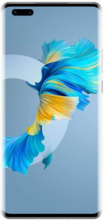"Huawei Mate 40 Pro plata 8GB 256GB 6.7"" plata HMS"