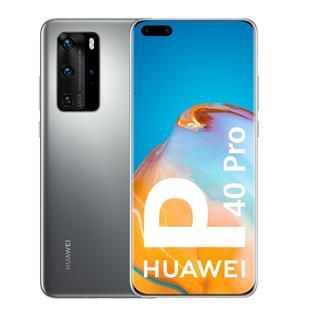 "Huawei P40 Pro 5G 8GB 256GB 6.58"" silver frost"