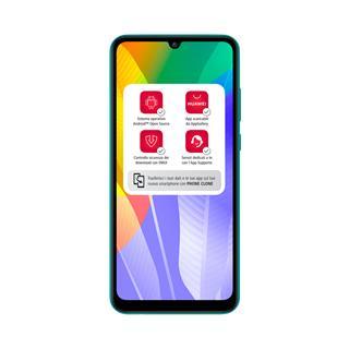 """Smartphone Huawei Y6P 3GB 64GB 6.3"""" verde"""