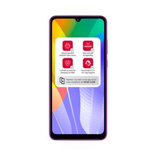 Huawei Y6P PHANTOM BLUE