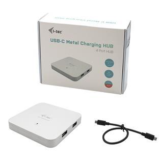 Hub I-TEC ACCESSORIES I-TEC USB-C HUB 4 PORT PD ...