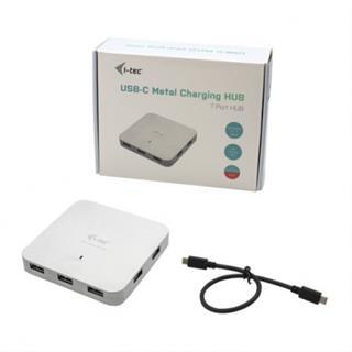 Hub I-TEC ACCESSORIES I-TEC USB-C HUB 7 PORT PD ...