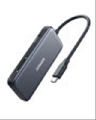 HUB USB ANKER TIPO C A 2x USB 3.0 1x HDMI 1x SD+ ...