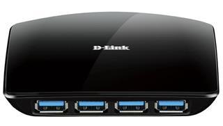 Hub USB D-Link DUB-1340 4 puertos 3.0