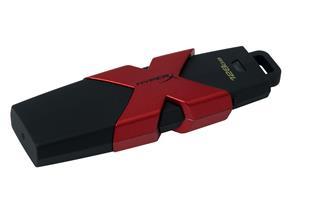 Pendrive KINGSTON 128GB HX SAVAGE USB 3.1/3.0 350MB/S 250MB/S