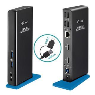 I-TEC ACCESSORIES I-TEC USB 3.0/USB-C DUAL HDMI   ...