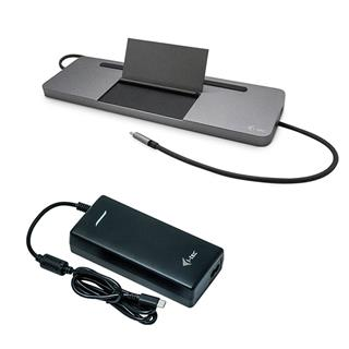 I-TEC DOCKING STATIONS I-TEC USB-C 3X LCD DOCK ...