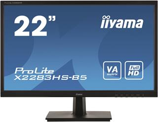 "Monitor iiyama ProLite X2283HS-B5 21.5"" 21.5"" LED ..."
