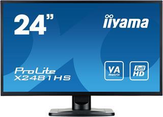 "iiyama ProLite X2481HS-B1 23.6"" Full HD VA Mate ..."