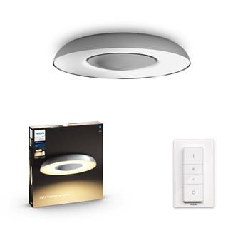 Iluminación PhiliPs  Hue lamp aluminium  1x32W. ...