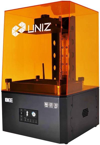 Impresora 3D UNIZ IBEE LCD/SLA