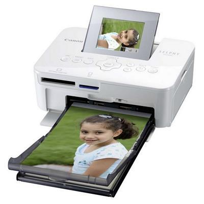 Impresora de fotos Canon Selphy CP1000 sublimación