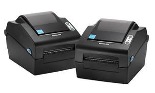 Impresora etiquetas bixolon dx420g negra usbrs232paralelo
