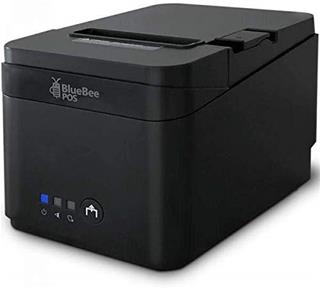 Impresora tickets trmica bluebee print07 usbrs232 negra