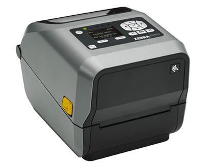 Impresora de tickets Zebra DT ZD620 LCD EZPL