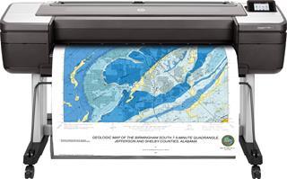 Impresora HP DesignJet T1700dr PostScript doble ...