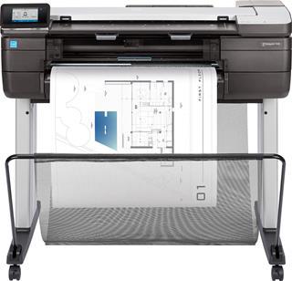 Plotter HP DesignJet T830 de 24 pulgadas