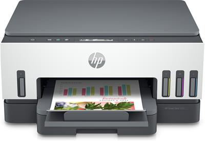 IMPRESORA HP SMART TANK 7005 MULTIFUNCION ...