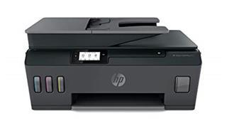 Impresora inyección de tinta color HP SMART TANK ...