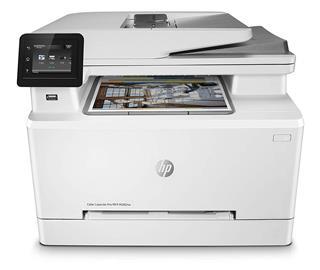 Impresora láser color HP Pro MFP M282NWl USB Wifi Impresión móvi