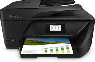 Impresora Multifucional HP OFFICEJET 6950 AIO A4 16/9PM   4800X1