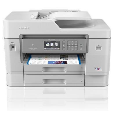 Impresora multifunción Brother MFCJ6945DWZ tinta ...