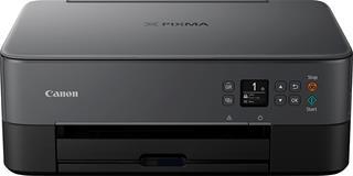 Impresora multifunción Canon PIXMA TS5350 tinta color wifi negra