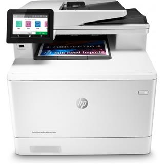 Impresora Multifunción HP Color LaserJet Pro M479fdn